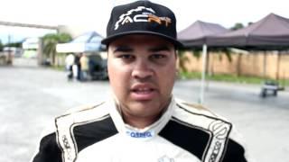 Felipe Costa - Sobre problemas na SS3  - Rally de Morretes 2016