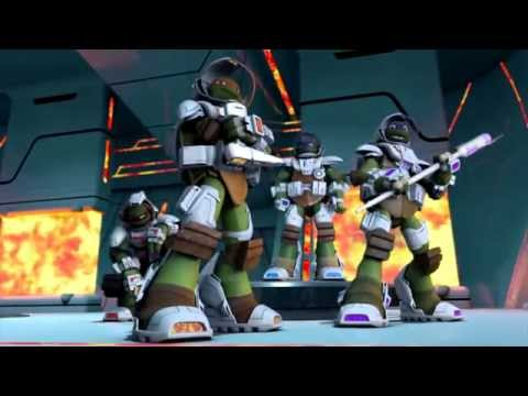 teenage mutant ninja turtles nick season 4 trailer youtube