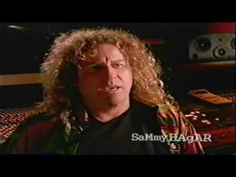 Sammy Hagar (Behind the Scenes) - 1997