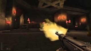 Return To Castle Wolfenstein: Time Gate - CZ Dabing Od Fenix - Miladoor.CZ Part 1.