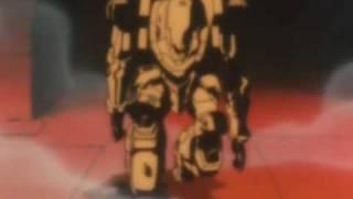 Gasaraki - Yushiro's TA goes berserk