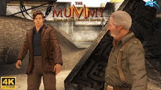 The Mummy: Tomb of the Dragon Emperor - Wii Gameplay 4k 2160p (DOLPHIN)