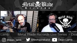 Metal Blade Live Series w/ Dean Lamb of Archspire!