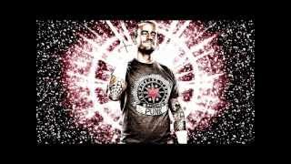 "WWE-CM Punk 2nd Theme Song ""Cult of Personality"" (WITH LYRICS!!)"