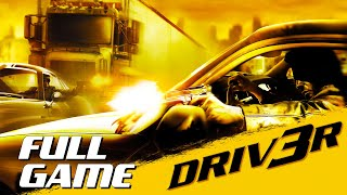 Driv3r - Full Playthrough (Undercover)