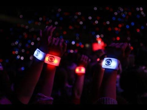 Led Bracelet Party Concert Use Wireless