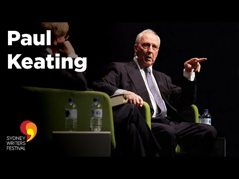 Paul Keating In Conversation With Kerry O'Brien   Sydney Writers' Festival