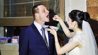 Второй день свадьбы Станислава и Эмилии