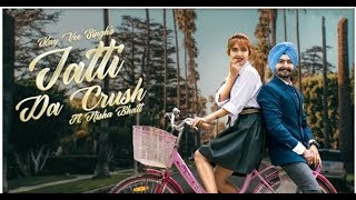 Jatti Da Crush | Kay Vee Singh | Nisha Bhatt | Gametime | Cheetah | Latest new Punjabi Status2019