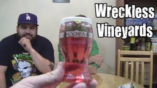 Wreckless Vineyards - Copa Di Vino White Zinfandel