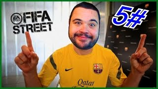 Fifa Street - 5°: 3 partite in 1 Video.