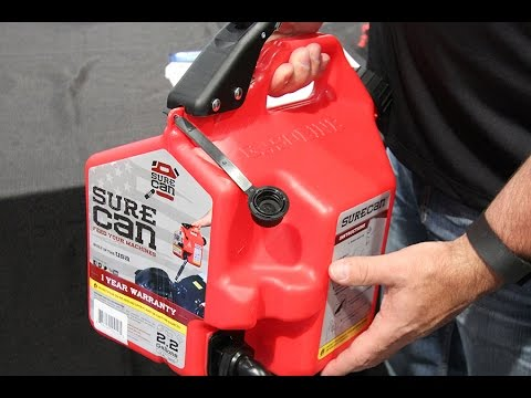 Best Gas Can >> Best Gas Can Ever Youtube