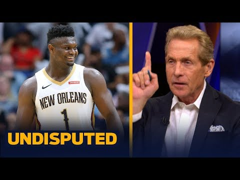 Zion Williamson is better than I thought he was  Skip Bayless | NBA | UNDISPUTED