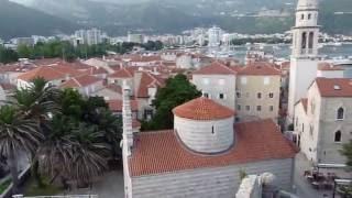 Черногория. Будва. Старый град. Июнь 2016. (Montenegro, Budva)(Старый город в Будве. Июнь 2016., 2016-08-14T20:43:00.000Z)