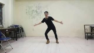 Step by Step Dance tutorial  bong bong bang bang - Mirrored