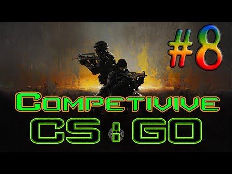 ► CS : GO - Kompeťák ║ #8 ║