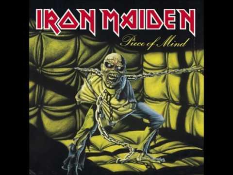 Iron Maiden - Piece of Mind (1983) Full Album HQ