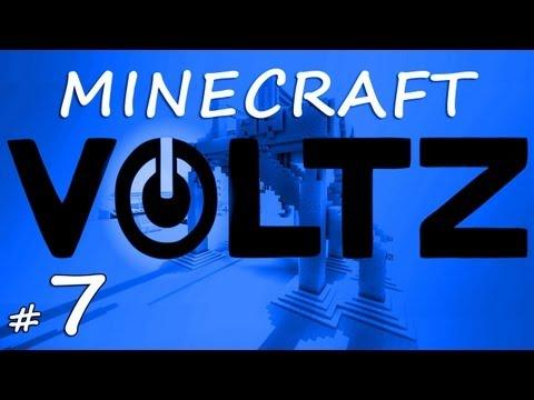 Voltz #07 - Budujemy generatory (Heat i Bio) oraz Wire Mill!