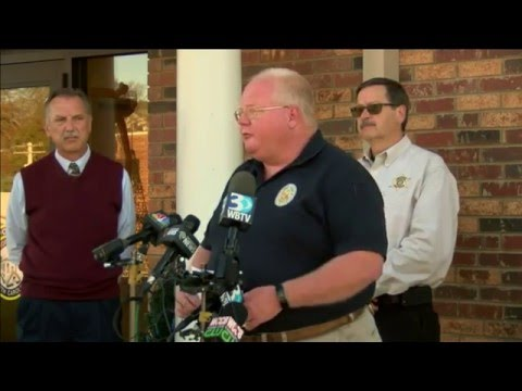 Press conference: Officer Involved Shooting in Gaston County