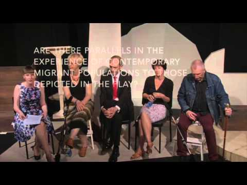 A Malady of Migration Expert Panel Discussion (Dublin)