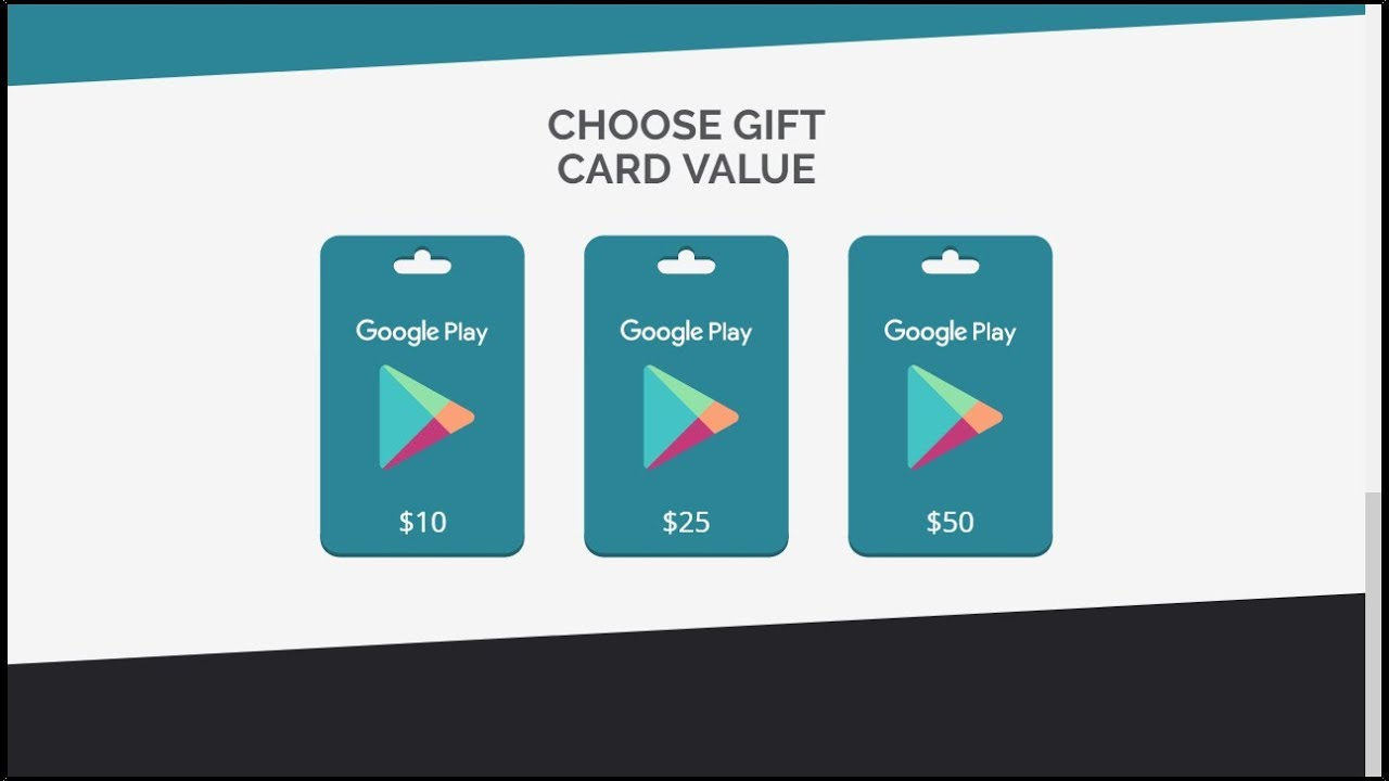 Free Google Play Codes In 2019
