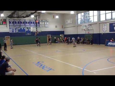 Sussex Men's Basketball vs Atlantic Cape Community College 12/1/2018