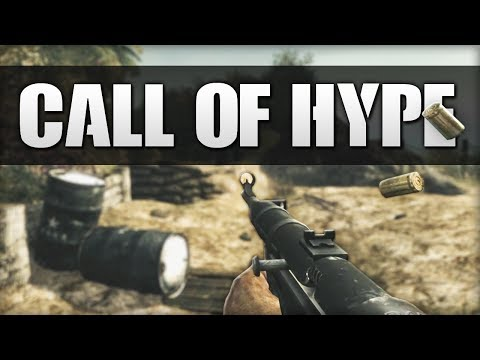 ¡CALL OF HYPE!   CALL OF DUTY WORLD AT WAR