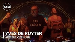 Yves De Ruyter | Ampere Open Air