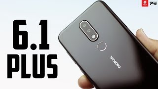 Nokia 6 1 Plus Review | عودة للزمن الجميل