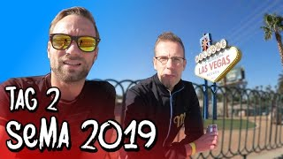 Las Vegas SEMA 2019 - Day 2 - We pick up Rouven! | Philipp Kaess |