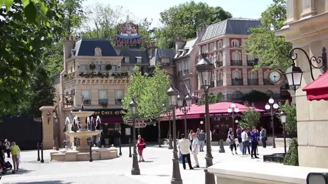 ratatouille l 39 aventure totalement toqu e de r my disneyland paris youtube. Black Bedroom Furniture Sets. Home Design Ideas