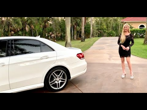 Check Out This 2014 Mercedes-Benz E350 Sport Sedan For Sale By AutoHaus Of Naples! Review W/MaryAnn!