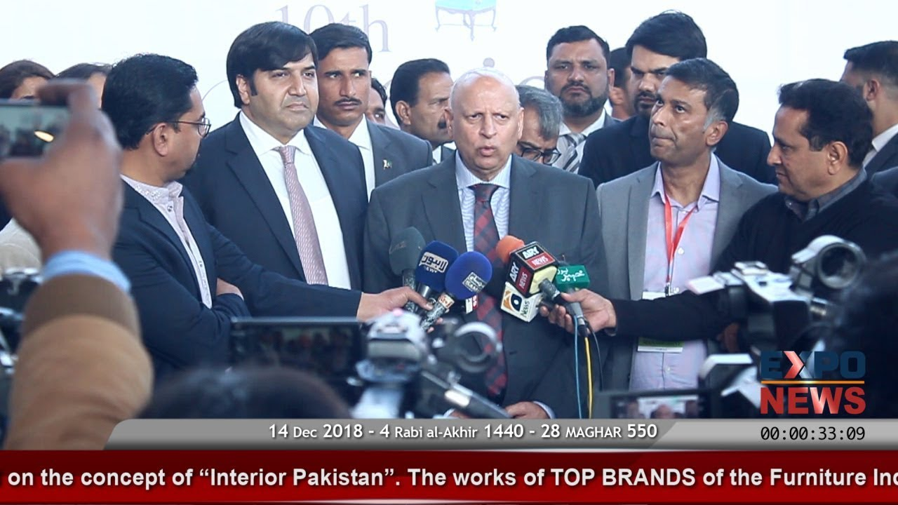 10th Interiors Pakistan Expo 2018 Lahore By Pakistan Furniture
