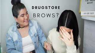 DRUGSTORE BROWS  | WORTH IT? OR EPIC FAIL?