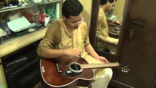 Tum Hi Ho Instrumental HawaiianSteelGuitar Aashiqui 2 By Pramit Das Arijit Singh