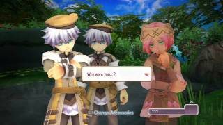Rune Factory: Tides Of Destiny HD Walkthrough Part 1