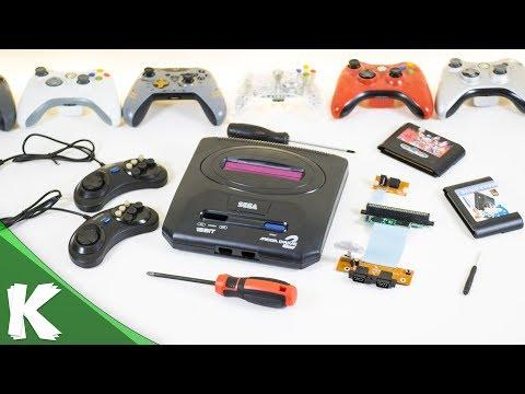 Sega Genesis | Mega Drive 2 | Clone Retro Console | $25 Well Spent?