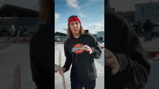 Новый скейт-парк в Москве