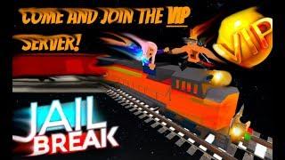 VIP SERVER, NO COPS!!!| Roblox Jailbreak Live Stream