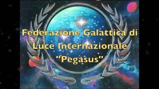 """Federazione Galattica di Luce """"Pegasus"""".mov"""