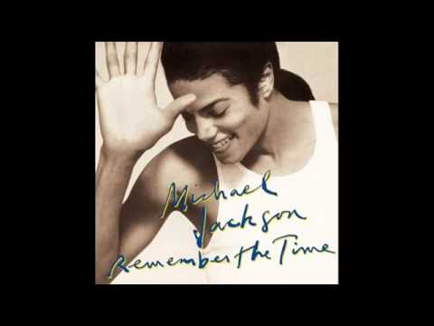 MICHAEL JACKSON - Remember The Time (Steve 'Silk' Hurley's S