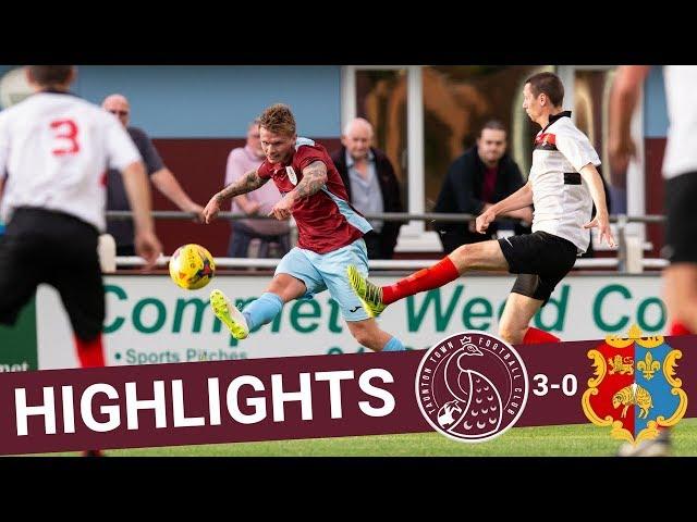 Extended Highlights: Taunton Town 3-0 Tavistock AFC