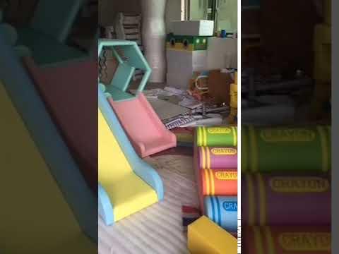 China Playground Equipment Supplier