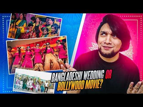 bangladeshi-wedding-or-bollywood-movie???- -wedding-dance- -holud-dance-performance- -kaalobador