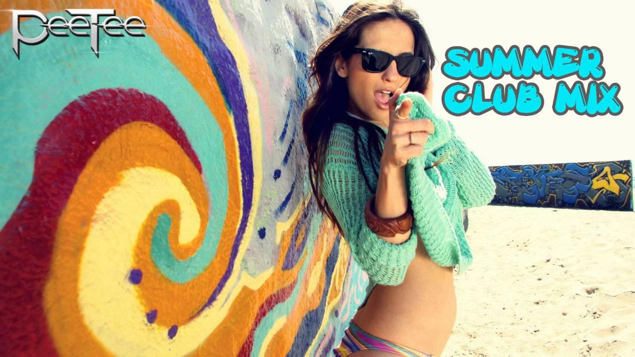Best Dance Music 2015 — New Electro House Club Mix (PeeTee)