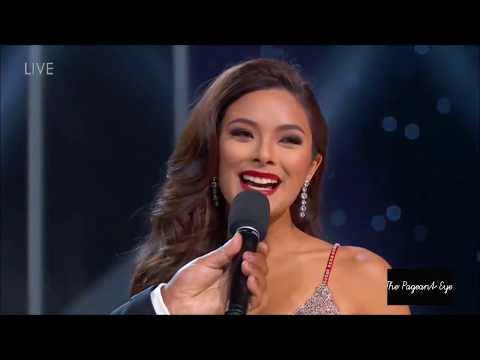 Miss Universe 2016: Philippines - Maxine Medina | Top 6 (Full Performance - HD)