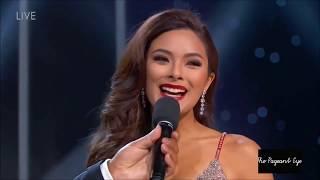 (HD) Miss Universe 2016: Philippines - Maxine Medina | Top 6 - Full Performance