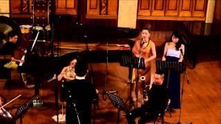 """Tphẩm thính phòng đương đại """"Nam mô a di"""" _ Festivan Á-Âu ( Hanoian trio & Friends & Thúy Nga)"""