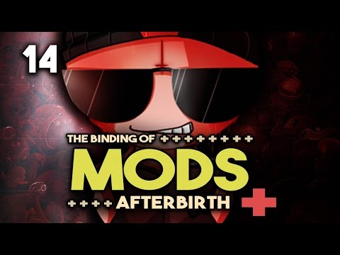 AFTERBIRTH+ (MODS) #014 - RIP MEINE IDEE - Let's Play The Binding of Isaac: Afterbirth+