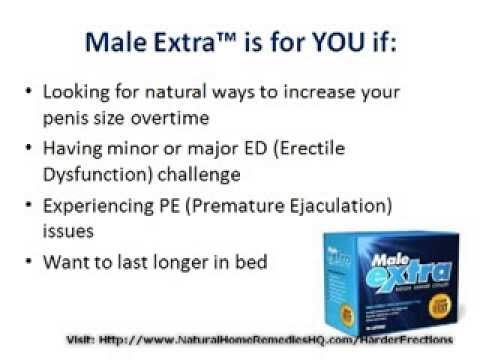 Erection Naturally To Longer Maintain How An